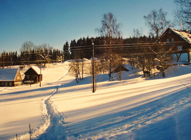Pension Lenka - winter holidays in the Jizera Mountains