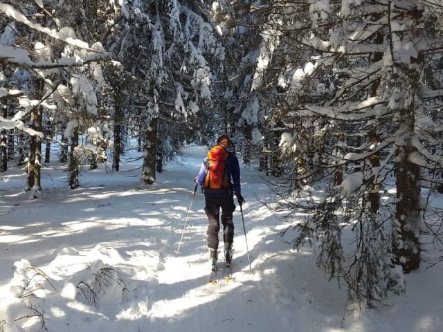 Penzion Lenka - zimní dovolená v Jizerských horách