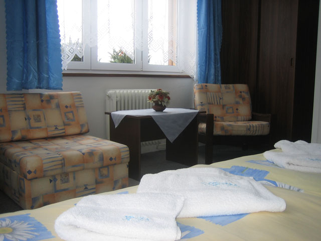 Rooms pension Lenka - accommodation Jizera Mountains